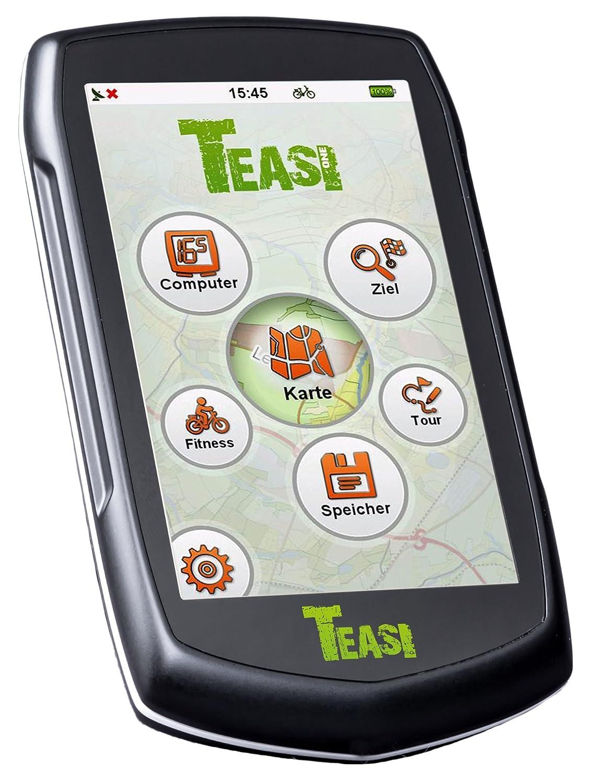 TEASI One2 GPS para bicicleta