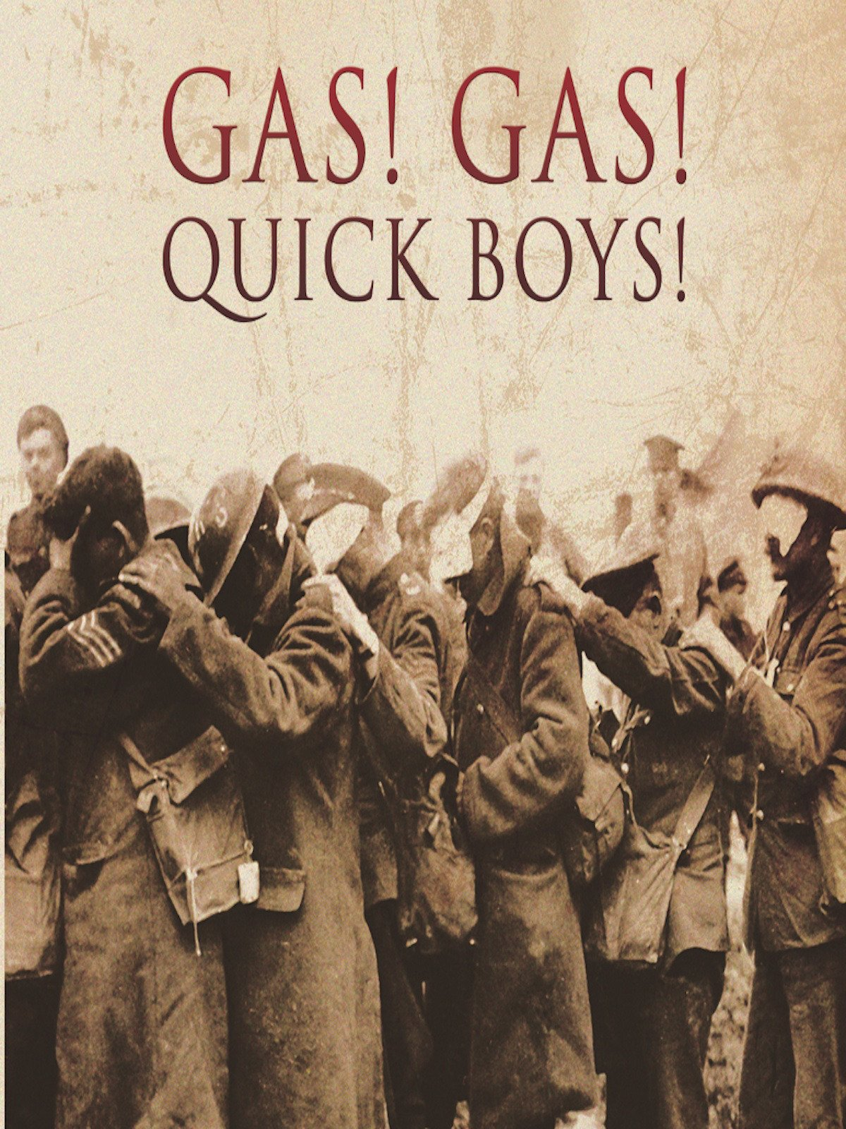 The Last Secrets of the Great War: Gas, Gas