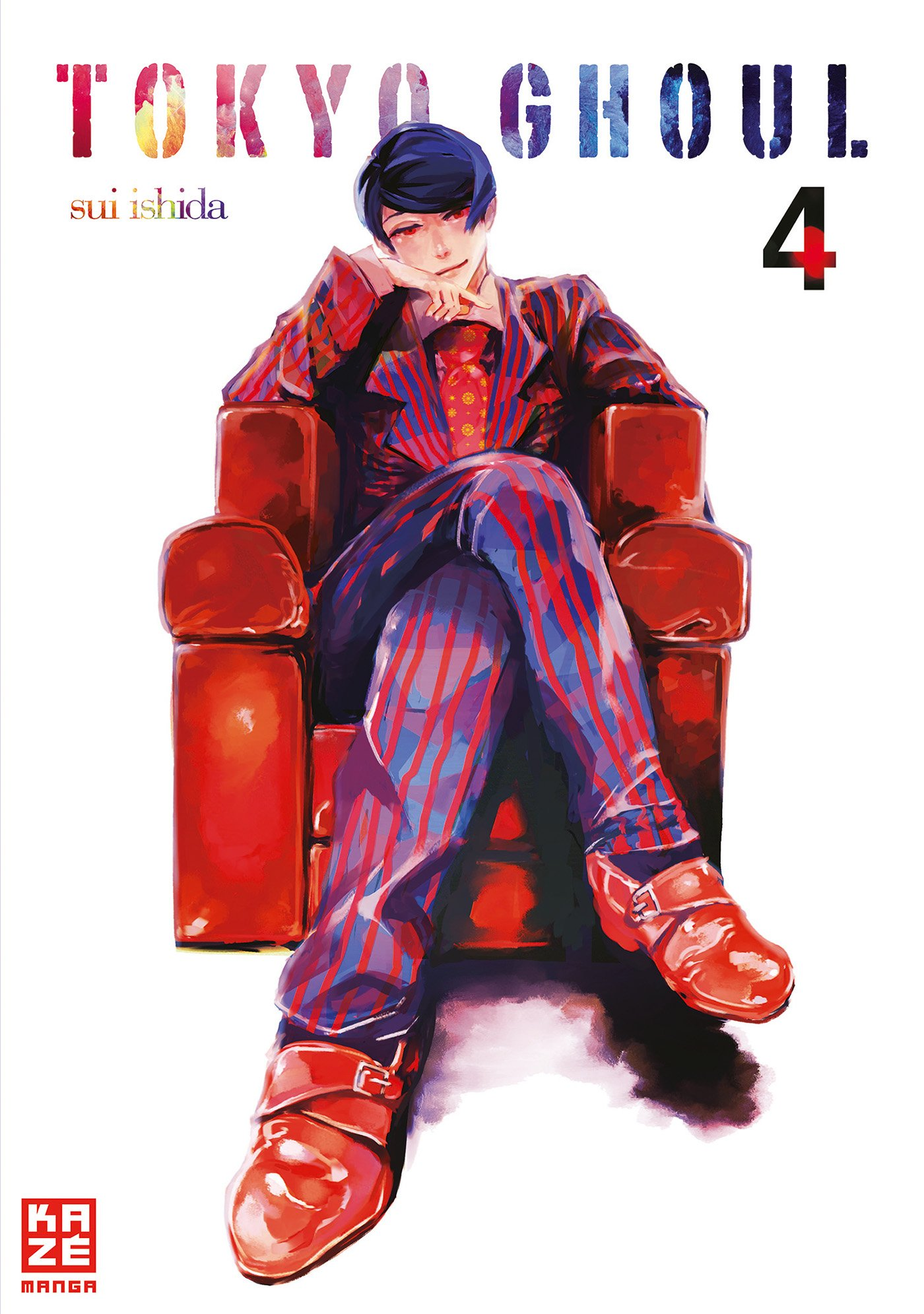 Tokyo Ghoul, Band 4