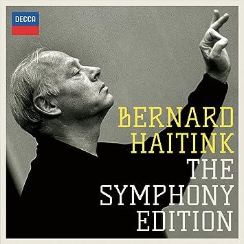 Bernard haitink the symphony edition (cd26) bernard haitink.