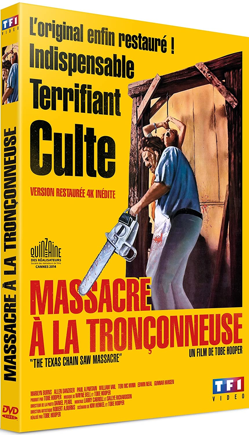 Massacre à la tronçonneuse : version restaurée, 1974