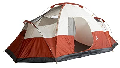 coleman 8 person red canyon tent - best 8 person tent