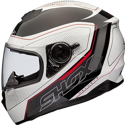 Shox Assault Tracer Casque Moto Intégral