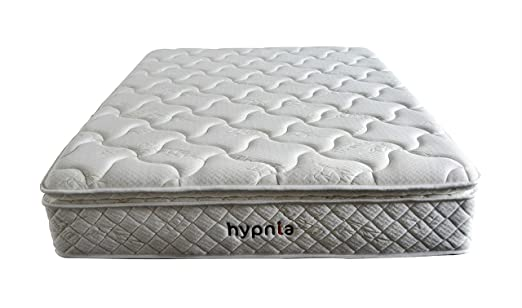 Hypnia-Materasso MEG S-004 puro, 7 zone, 90 x 190 cm