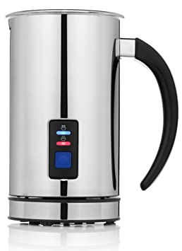 Chefs Star Premier Automatic Milk Frother, Heater and Cappuccino Maker,Dakota Trading (Kitchen),MM503 Review