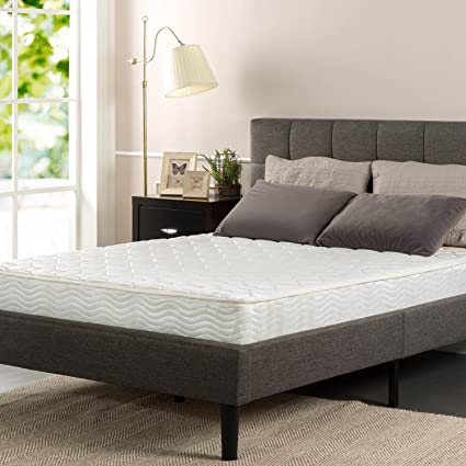 Sleep Master Pocketed Spring 8 Inch Classic Mattress, Twin