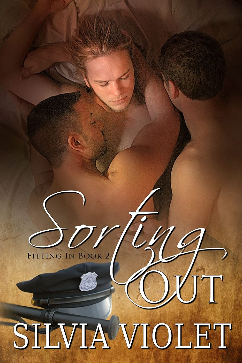 Sorting Out (Fitting In #2) - Silvia Violet