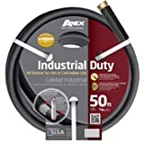 Apex, 8650-50, Commercial All Rubber Hot and Cold Water Hose, 5/8-Inch-by-50-Foot (Tamaño: 5/8