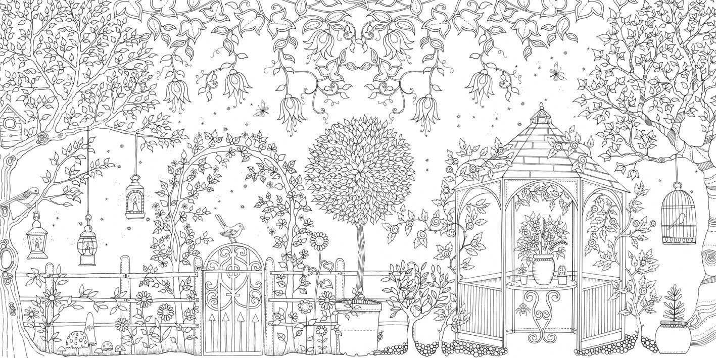Secret Garden Archives