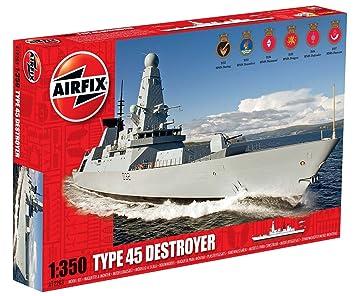 Airfix - AI12203 - Maquette - Type 45 Destroyer