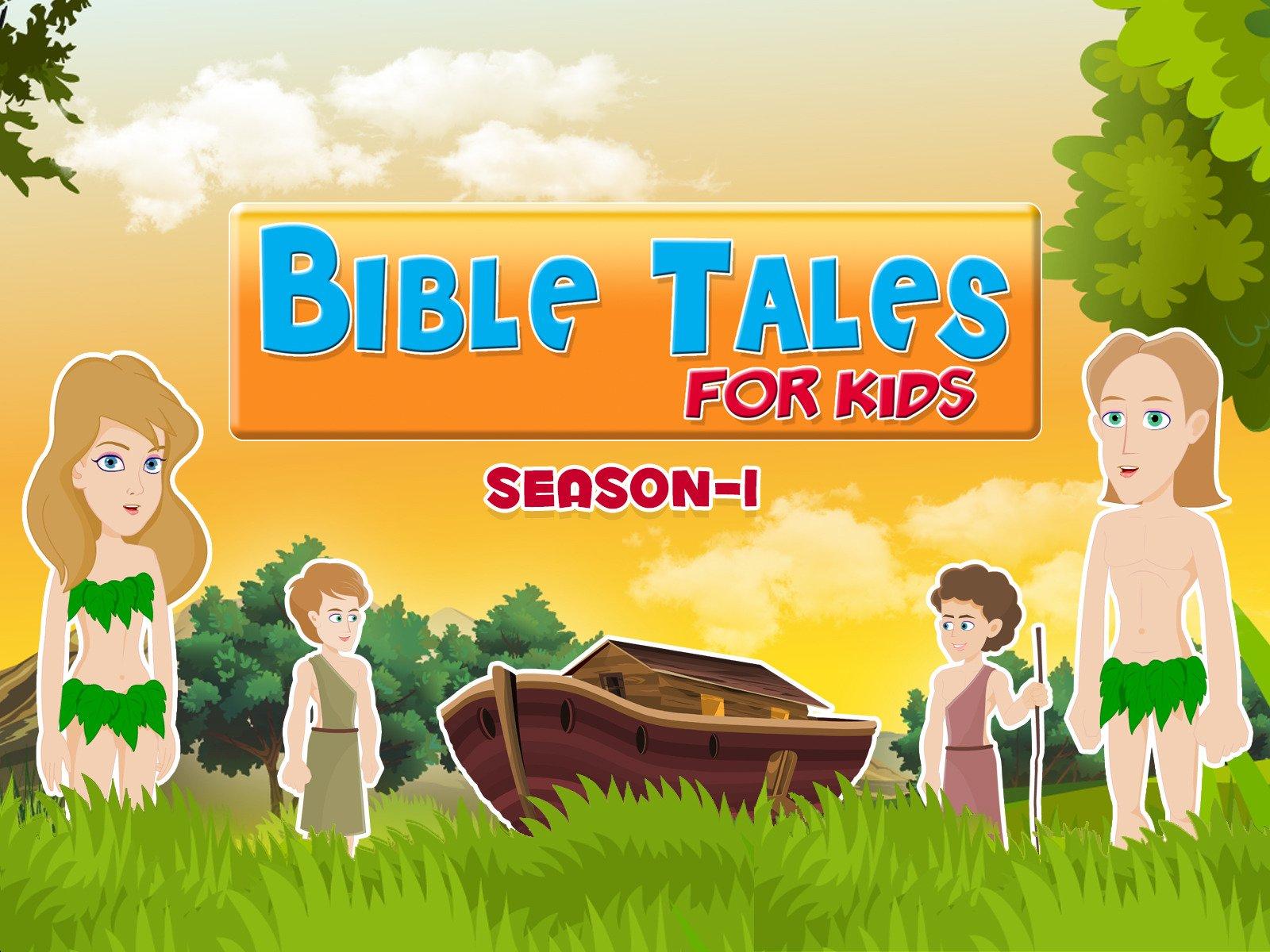 Bible Tales for Kids - Season 1