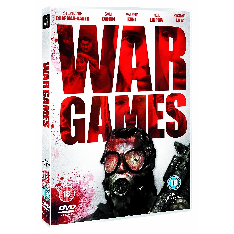 War games movie poster