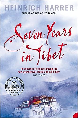 Seven Years in Tibet (Paladin Books) written by Heinrich Harrer