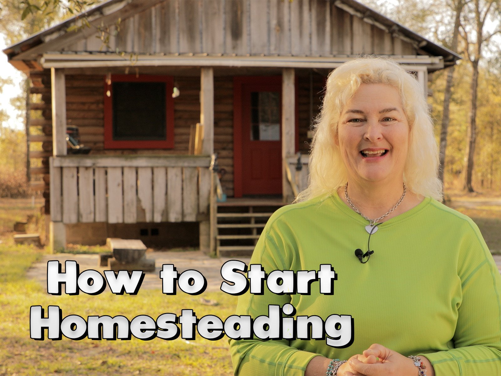 How to Start Homesteading on Amazon Prime Instant Video UK