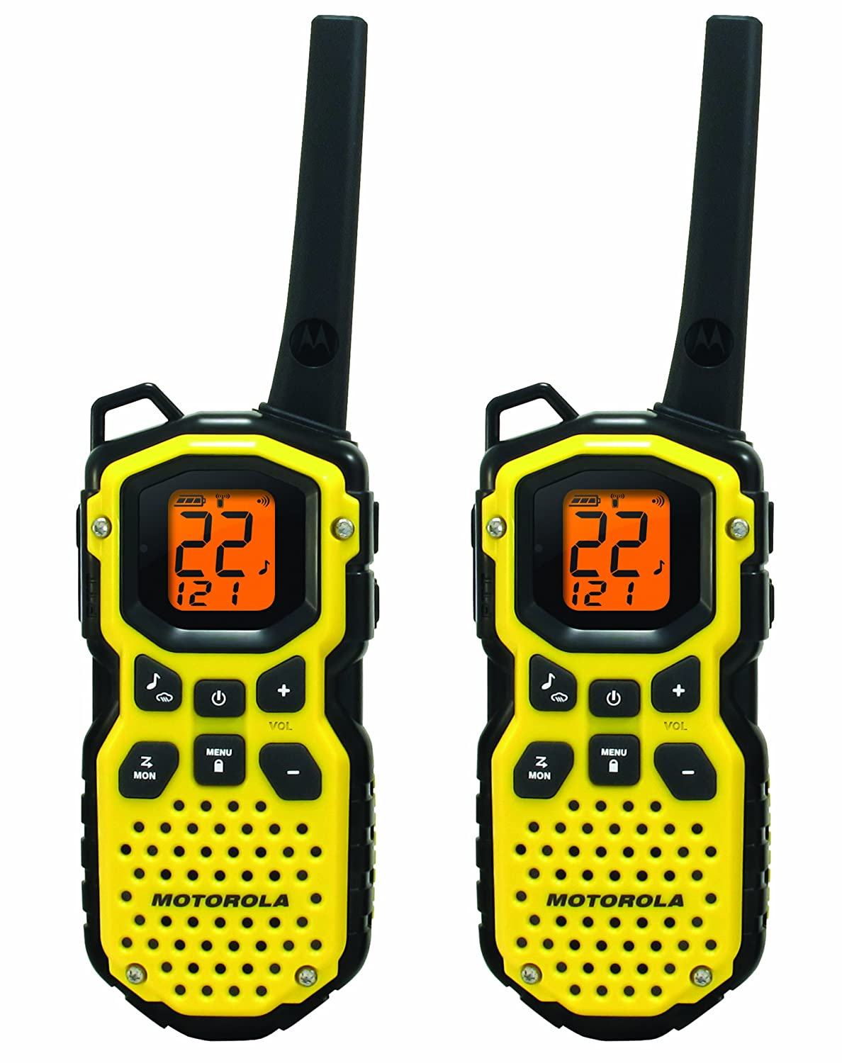 Best Waterproof Walkie Talkies - Motorola MS355R FRS Waterproof Two-Way