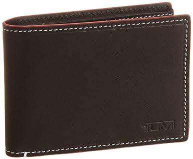 Tumi Men's Vector Slim Single Billfold Wallet 途米男士纯牛皮钱包 .95 - 第1张  | 淘她喜欢