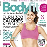 Bodyfit - female health and fitness magazine providing diet, nutrition and aerobic exercise advice