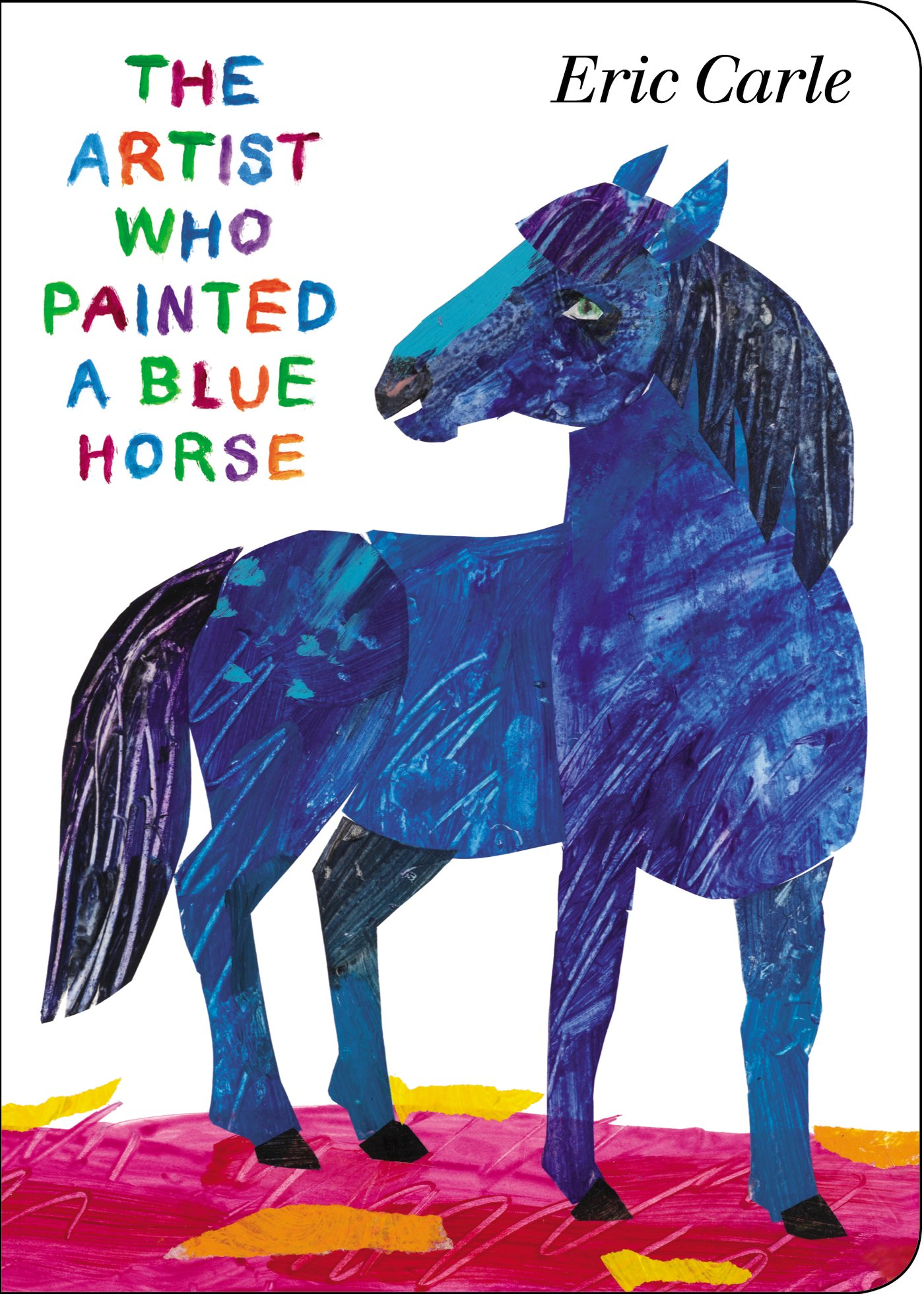 Blue Horses Painting The Artist Who Painted a Blue