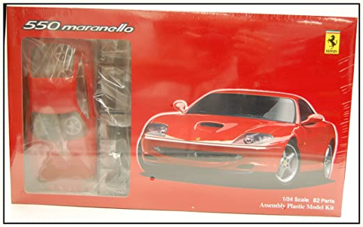 1/24 Ferrari 550 Maranello (Model Car) Fujimi Real Sports Car| RS-6