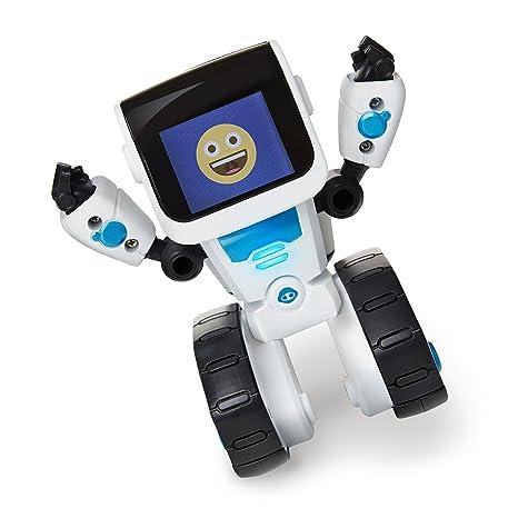WowWee Emojibot Robot Connectée Bleu