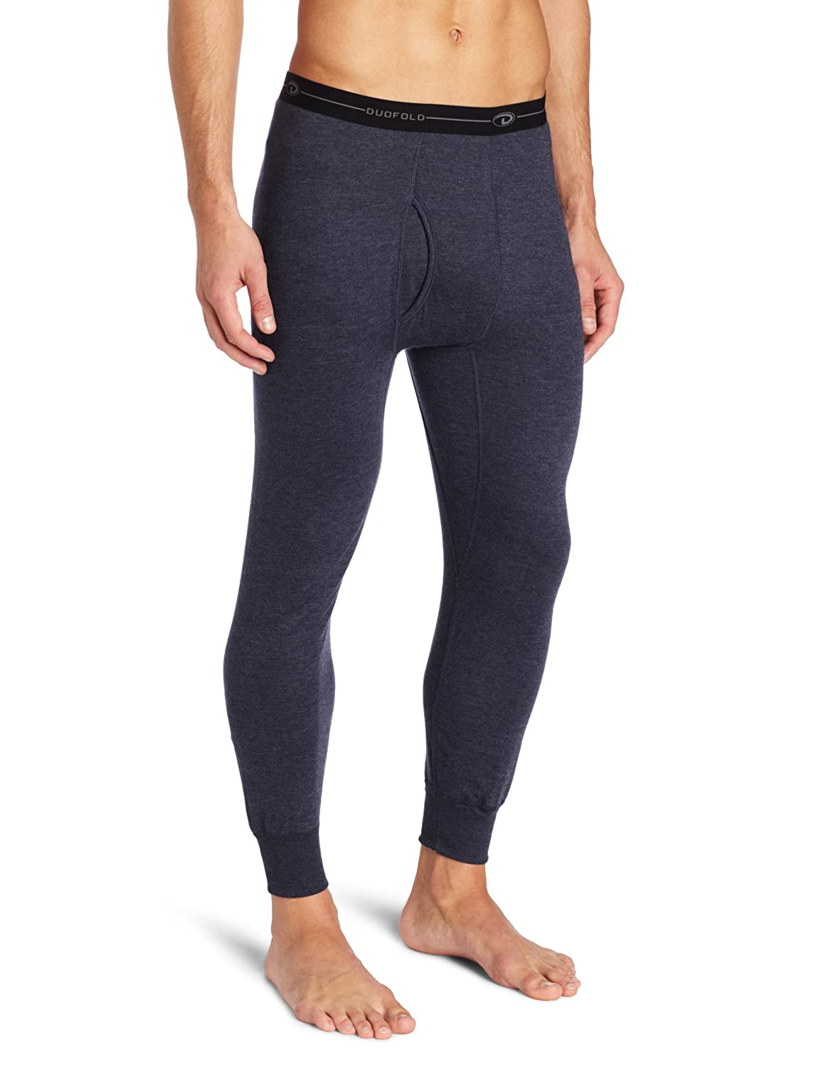 Duofold Men's Mid Weight Thermal Wicking Pant термоноски guahoo sport mid weight 150 cf bk