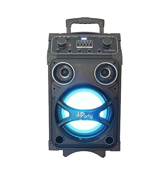 LEXIBOOK- K8200 - Karaoké Lumineux Bluetooth