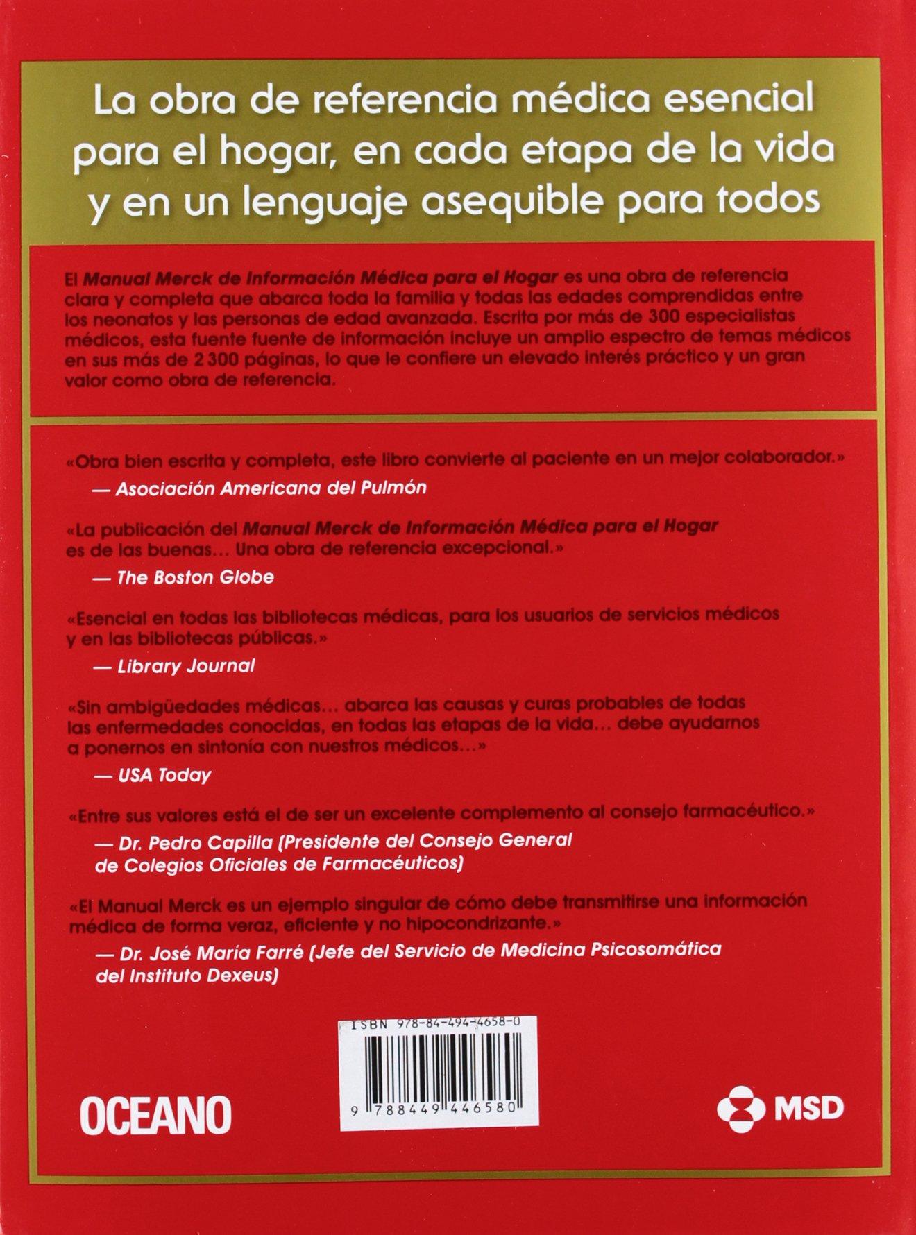 Manual Merk de información médica para el hogar 81GO0psq5UL