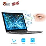 "2 Pack 13.3"" Laptop Screen Protector -Blue Light Filter, Eye Protection Blue Light Blocking Anti Glare Screen Protector for All 13.3"