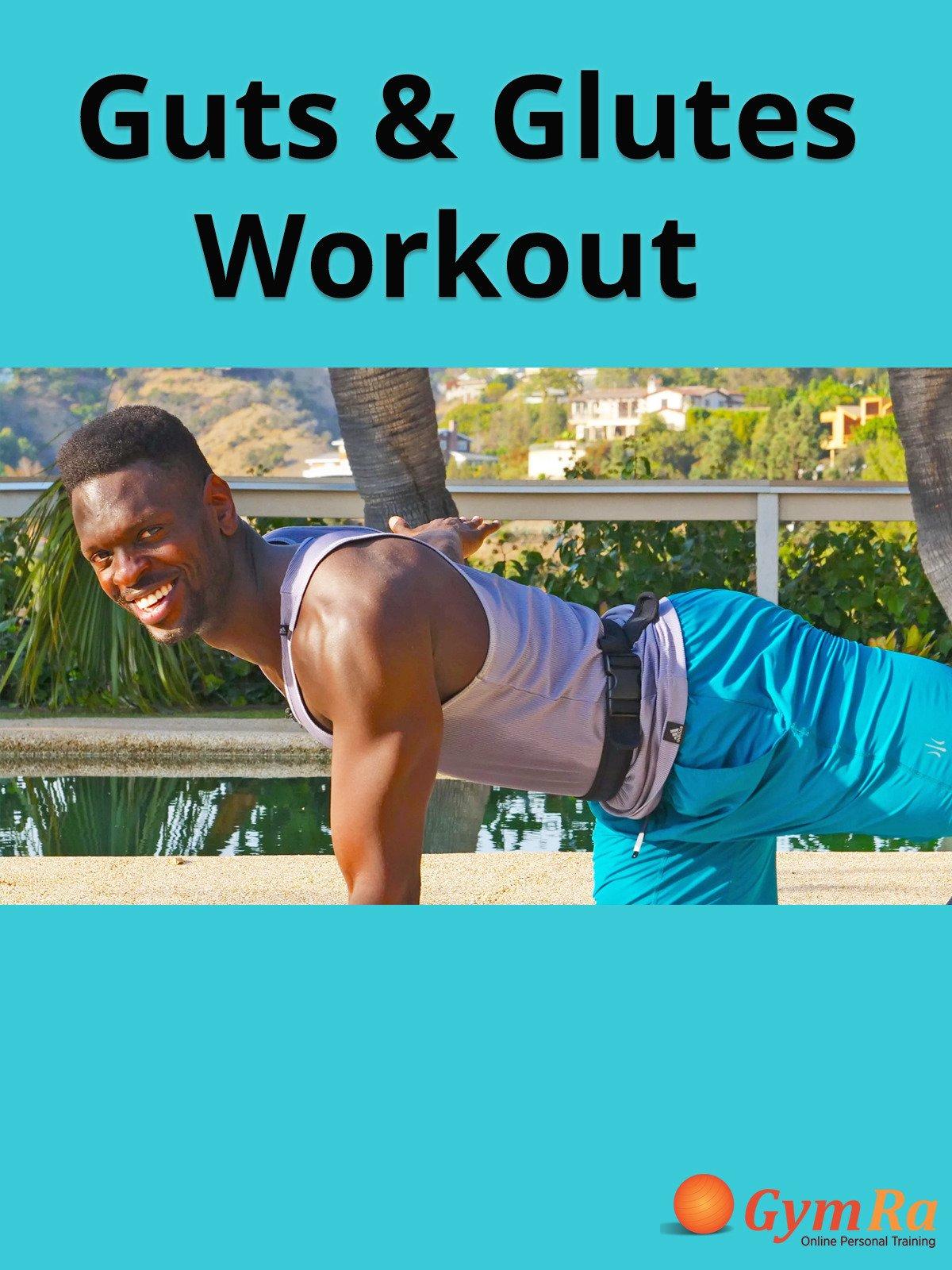 Guts & Glutes Workout