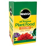 Miracle-Gro All Purpose Plant Food, 3-Pound (Plant Fertilizer)