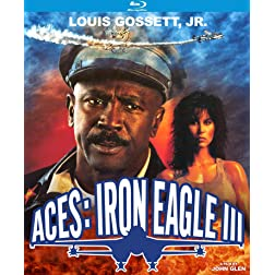 Aces: Iron Eagle III [Blu-ray]