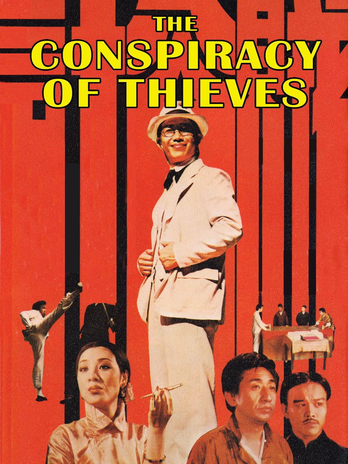 The Conspiracy Of Thieves on Amazon Prime Instant Video UK