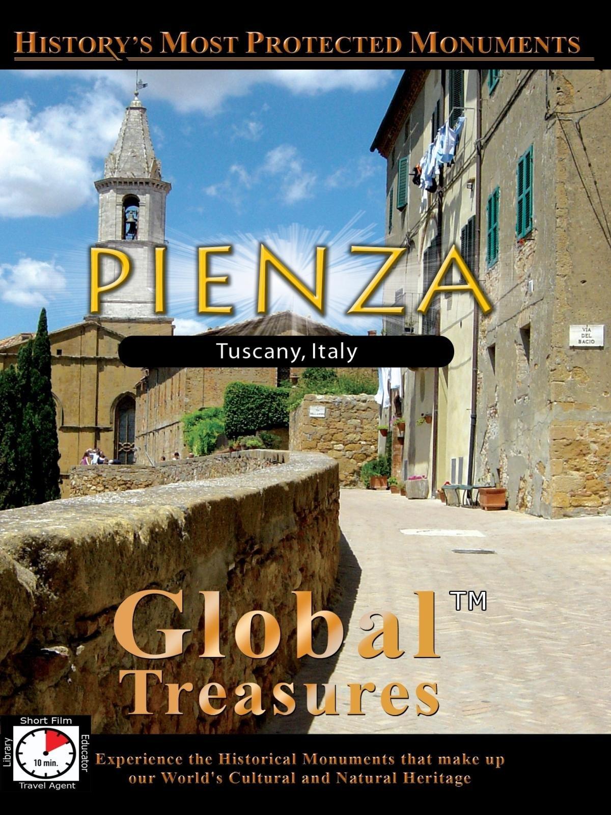 Global Treasures - Pienza - Tuscany, Italy on Amazon Prime Video UK
