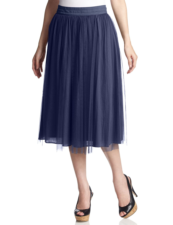 Amazon.co.jp: (レイビームス) RayBEAMS / チュールギャザースカート: 服&ファッション小物通販