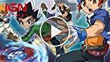 Hasbro, Paramount Teaming Up for Live-Action Beyblade...