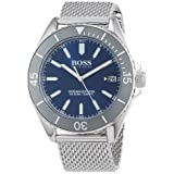 Boss OCEAN EDITION 1513571 Mens Wristwatch (Color: blue)