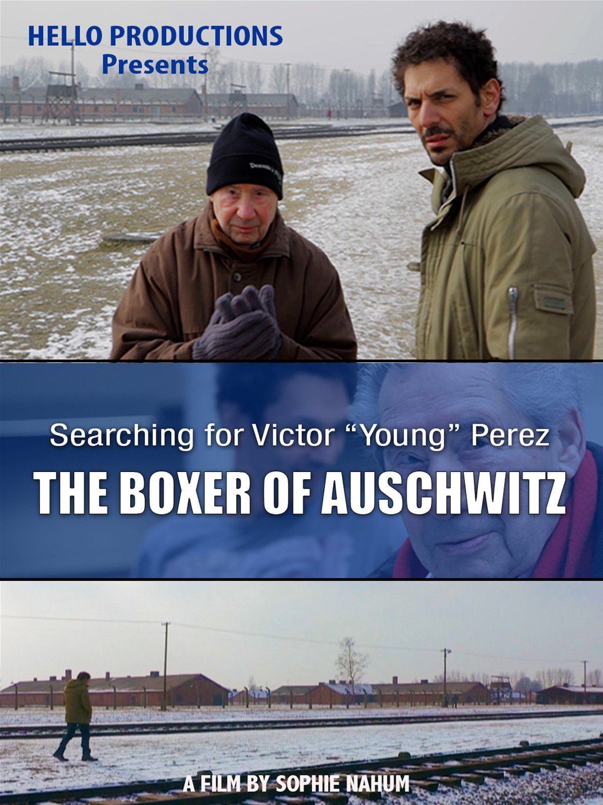 """Searching For Victor """"Young"""" Perez: The Boxer Of Auschwitz"""