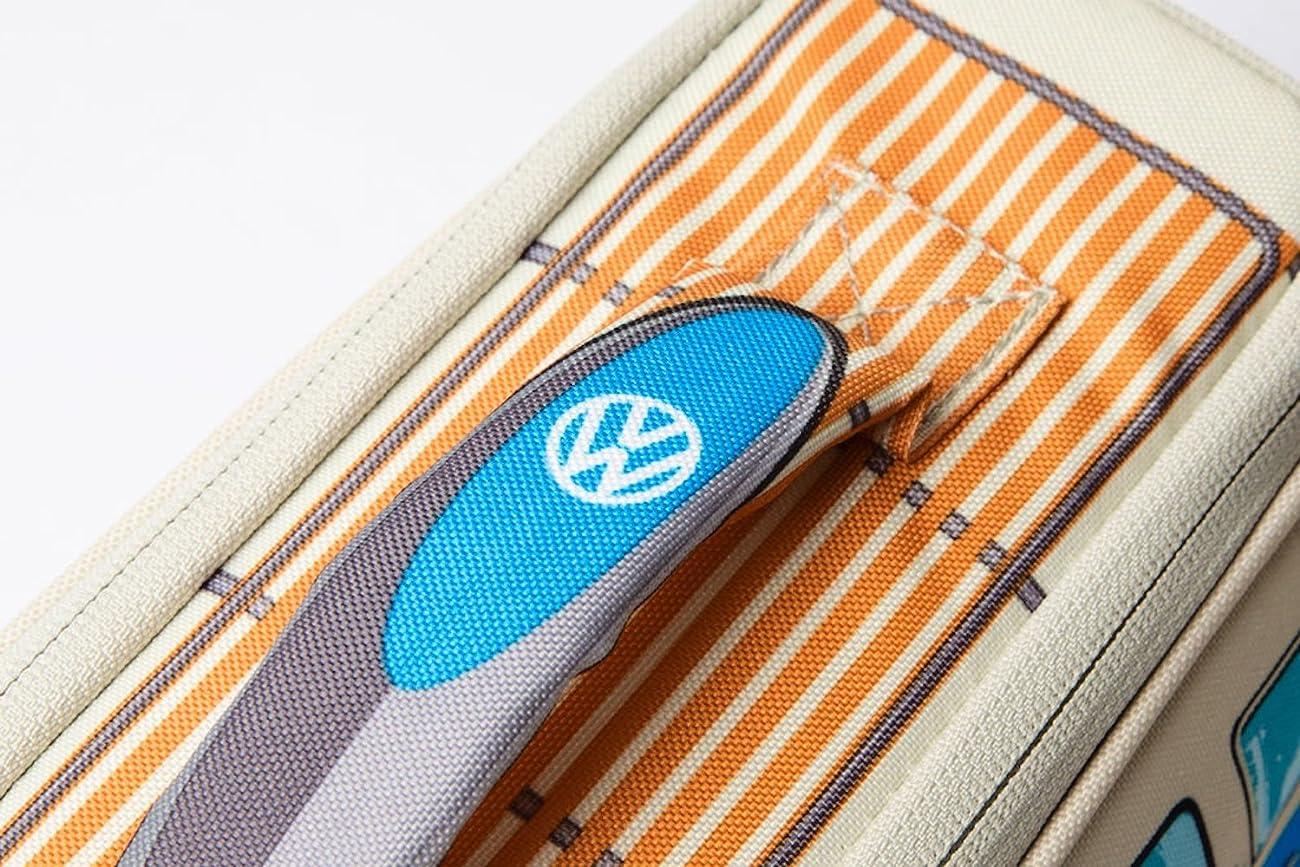 VW Volkswagen T1 Camper Van Lunch Bag - Blue - Multiple Color Options Available 6