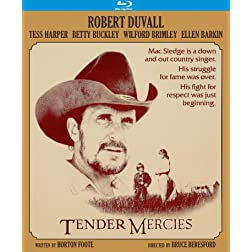 Tender Mercies (Special Edition) [Blu-ray]