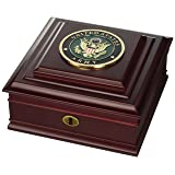 Allied Frame United States Army Executive Desktop Box (Color: Brown, Tamaño: 8