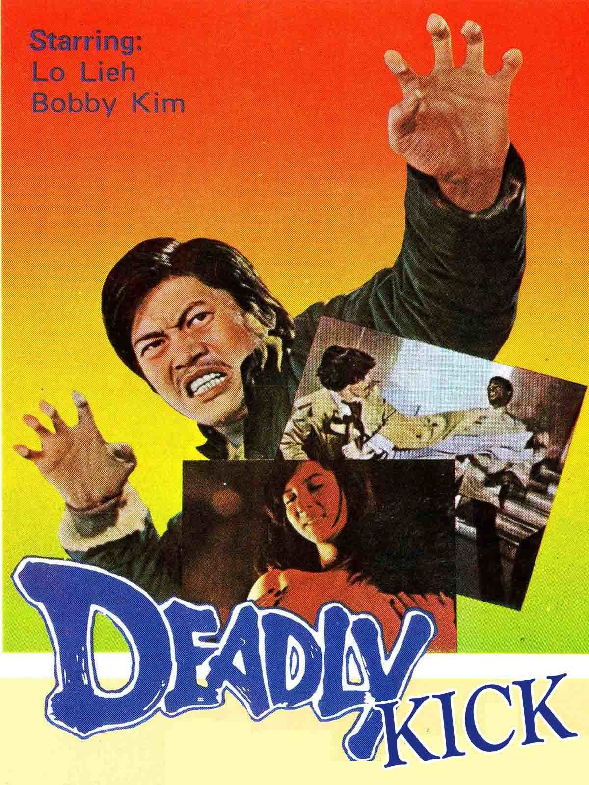 Deadly Kick on Amazon Prime Instant Video UK