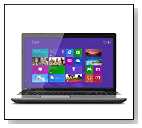 Toshiba Satellite L75-A7271 Review