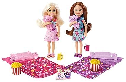 Barbie Chelsea Slumber Party Giftset