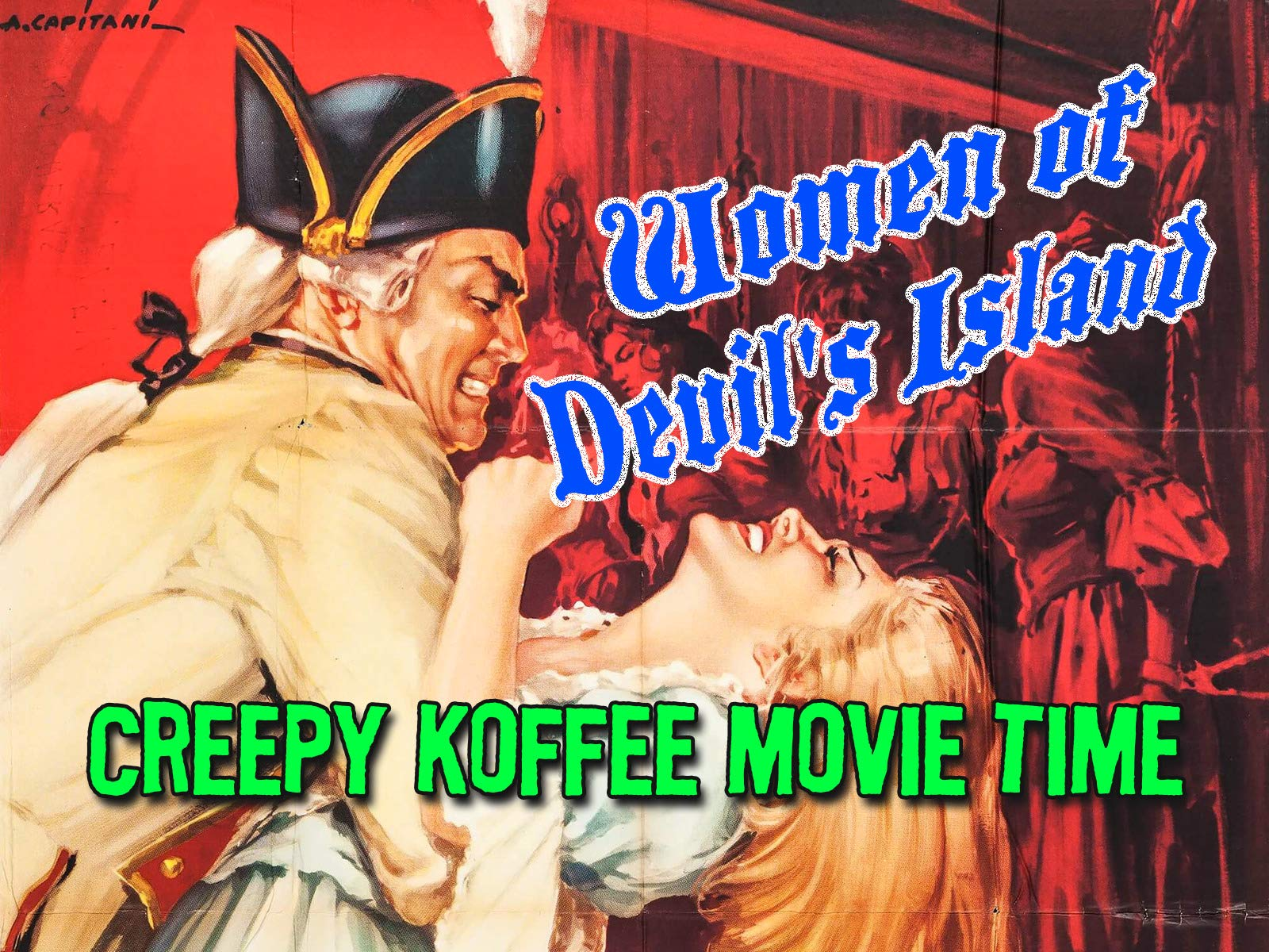 Creepy Koffee Movie Time - Season 4