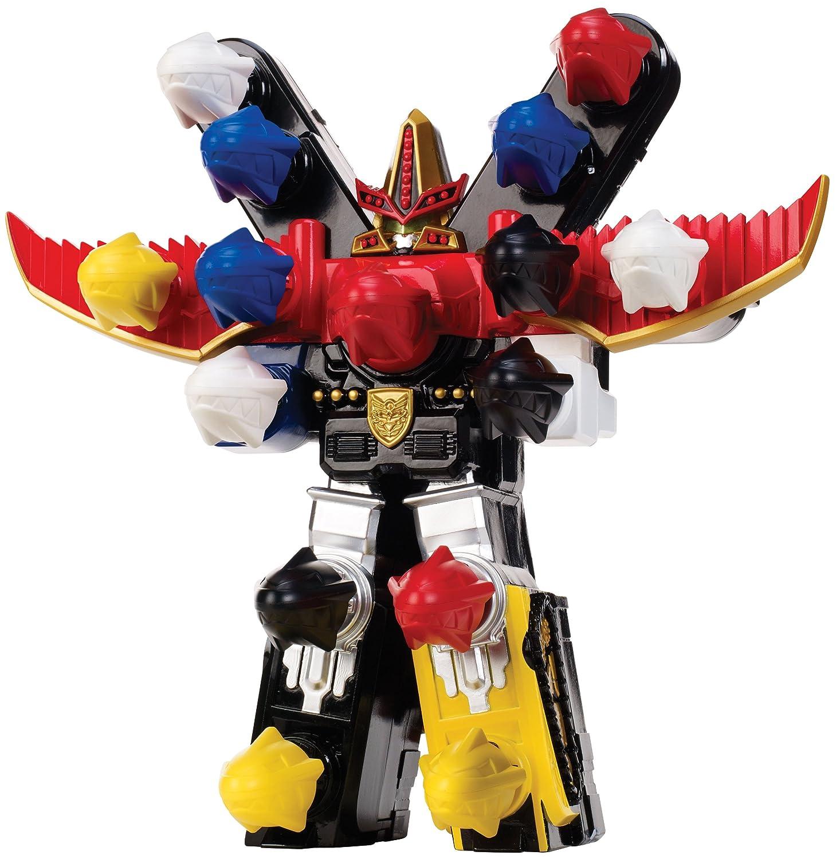 Power rangers megaforce battlefire ultra gosei great - Robot power rangers megaforce ...