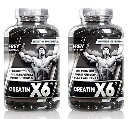 Frey Nutrition Creatin X6 2 x 250 Kapseln