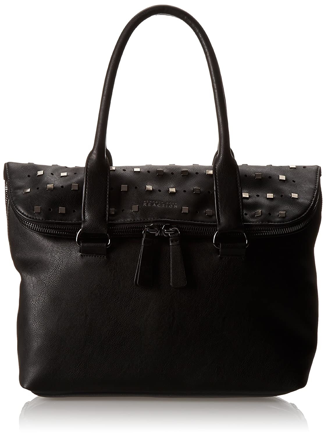 Kenneth Cole Reaction From The Top Studded Satchel