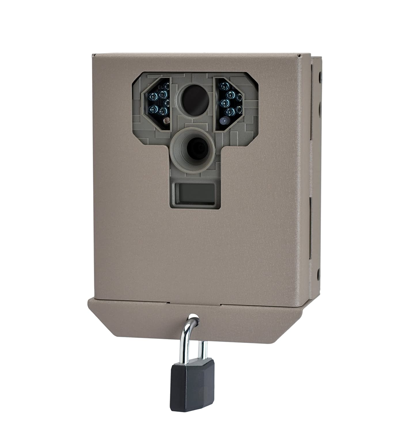 Stealth Cam STC-BBP12 Security/Bear Box for P SERIES Camera, Brown, Right stealth mfu 630