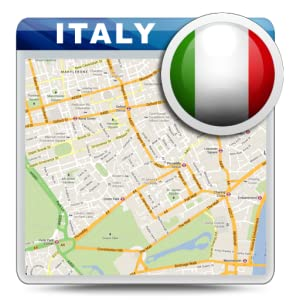 Amazon.com: Italy offline map and guide (Free edition): Appstore for