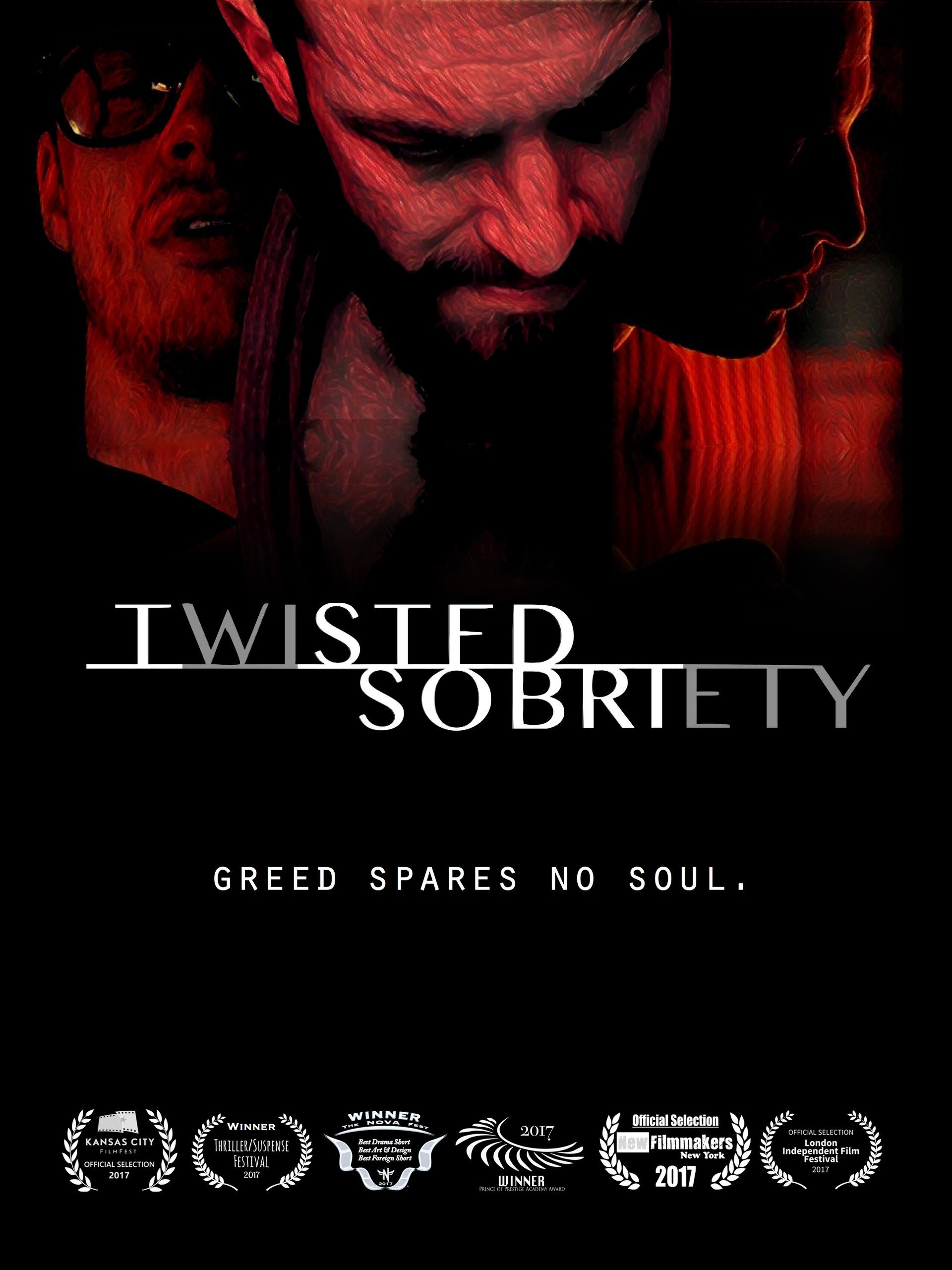 Twisted Sobriety on Amazon Prime Instant Video UK